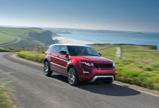 Land Rover Range Rover Evoque 5p - SD4 Dynamic (2011)
