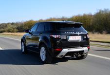 Land Rover Range Rover Evoque 5d - 2.2 TD4 4WD Dynamic Lounge Ed (2015)