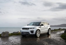 Land Rover Range Rover Evoque 5p - TD4 110kW Urban Series SE Dynamic 4WD (2016)