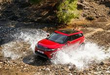 Land Rover Range Rover Evoque 5d - D150 AWD Auto R-Dynamic HSE (2020)