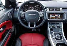 Land Rover Range Rover Evoque Convertible - TD4 110kW SE Dynamic Convertible (2018)