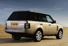 Land Rover Range Rover - V8 Vogue Commandshift (2002)
