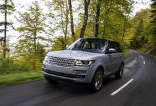 Land Rover Range Rover - 3.0 TDV6 155kW Autobiography Black (2015)