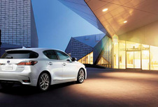 Lexus CT - CT 200h Luxury Pack (2010)
