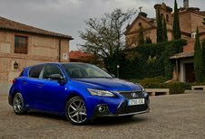 Lexus CT - 200h Executive Line (2020)