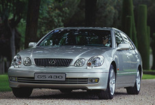 Lexus GS - GS300 Executive (2000)