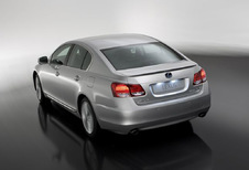 Lexus GS - GS 300 Business (2005)