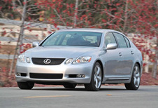 Lexus GS - GS 450h Luxury Pack (2005)