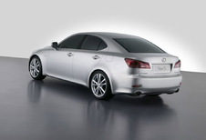 Lexus IS - IS 220d Luxury Pack (2005)