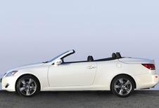 Lexus IS Cabrio - IS 250C Luxury Pack (2009)