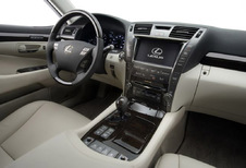 Lexus LS - LS 600h L President Pack (2006)
