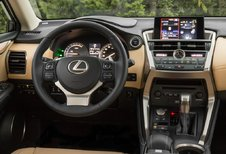 Lexus NX - NX 300h Executive Line FWD (2015)
