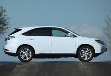Lexus RX - RX 450h AWD Business Edition (2009)