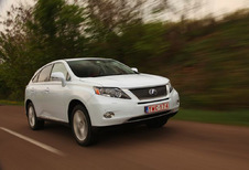 Lexus RX - RX 350 Executive Pack (2009)
