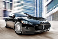 Maserati Granturismo - Granturismo (2007)
