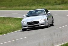 Maserati Quattroporte - Quattroporte (2004)