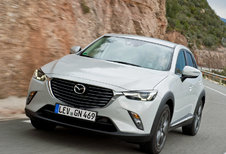 Mazda CX-3 - 1.5 SKYACTIV-D 77kW Pulse Edition (2016)