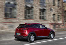 Mazda CX-3 - 1.5 SKYACTIV-D 77kW Pulse Edition (2016)