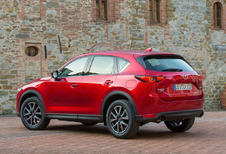 Mazda CX-5 - 2.2 Skyactiv-D 184 Aut 4x4 Skycruise (2020)