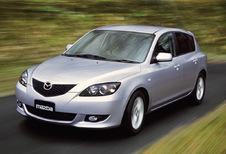 Mazda Mazda3 Hatchback - 1.6 CDVi 109 Active (2003)