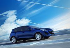 Mazda Mazda3 Hatchback - 1.6 CDVi Active + (2009)