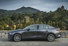 Mazda Mazda3 Sedan - 2.0 Skyactiv-G 90kW Skycruise (2020)