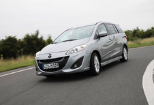 Mazda Mazda5 - 1.6 CDVi Challenge (2011)