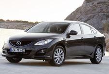 Mazda Mazda6 5p - 2.0 CDVi Active (2008)