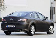 Mazda Mazda6 5p - 1.8 Active (2008)