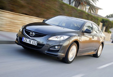 Mazda Mazda6 5p - 2.0 CDVi Challenge (2008)