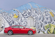 Mazda Mazda6 Sedan - 2.0 165 Executive (2013)