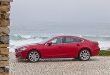 Mazda Mazda6 Sedan - 2.2 Skyactiv-D 110kW Premium Edition (2017)