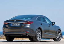 Mazda Mazda6 Sedan - 2.2 Skyactiv-D 150 Privilege Edition (2019)