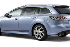 Mazda Mazda6 sportbreak - 2.0 CDVi Active (2008)
