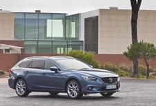 Mazda Mazda6 sportbreak - 2.2D 150 Active (2013)