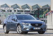 Mazda Mazda6 SportBreak - 2.2 CDVI 110kW Executive (2014)