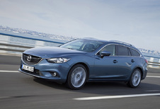 Mazda Mazda6 SportBreak - 2.0 120kW Executive (2014)