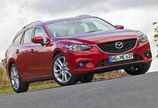 Mazda Mazda6 Wagon - 2.2 Skyactiv-D 110kW Premium Edition (2017)