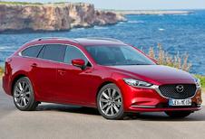 Mazda Mazda6 Wagon - 2.0 Skyactiv-G 163 Privilege Edition (2021)