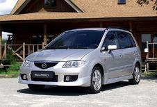 Mazda Premacy - 2.0 TDVi Adagio (1999)