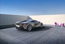 McLaren 570S - 3.8 V8 (2018)