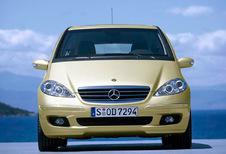 Mercedes-Benz Classe A 3p - A 170 (2004)