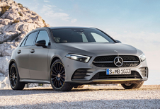 Mercedes-Benz Classe A 5p - A 180 d Business Solution (2019)