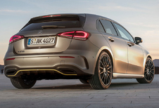 Mercedes-Benz A-Klasse 5d - A 180 d Business Solution (2019)