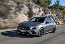 Mercedes-Benz A-Klasse 5d - A 180 d Business Solution (2019)