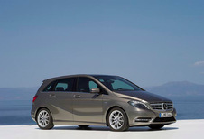 Mercedes-Benz Classe B - B 180 CDI BlueEFFICIENCY (2011)