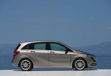 Mercedes-Benz B-Klasse - B 180 CDI BlueEFFICIENCY (2011)