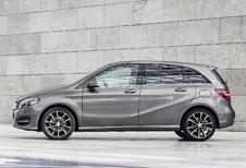 Mercedes-Benz B-Klasse - B 180 d Style (2017)