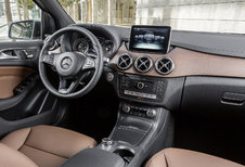 Mercedes-Benz B-Klasse - B 180 d Urban (2017)