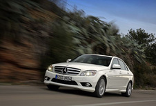 Mercedes-Benz Classe C Berline - C 180 CGI BlueEFFICIENCY (2007)